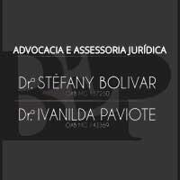 Dra. Stéfany Bolivar e Dra. Ivanilda Paviote Advocacia e Assessoria Jurídica