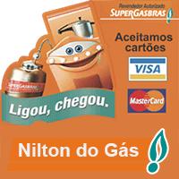 Nilton do Gás - Supergasbras (Cataguases)
