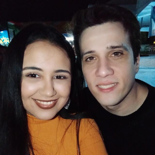 Ana Luiza e Luiz Belmiro