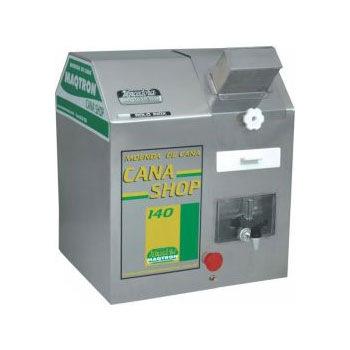 MOENDA MAQTRON P/ CANA SHOP 140L INOX ROLO INOX