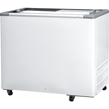 FREEZER FRICON 250L TP/ VIDRO