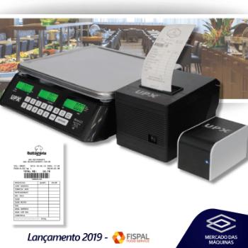 Combo restaurante - Balança + impressora - LANÇAMENTO 2019